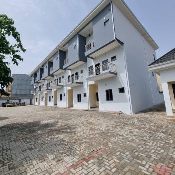 Luxury 4 Bedroom Terrace Duplex in a Beautiful Location, Guzape District, Abuja, Terraced Duplex for Sale
