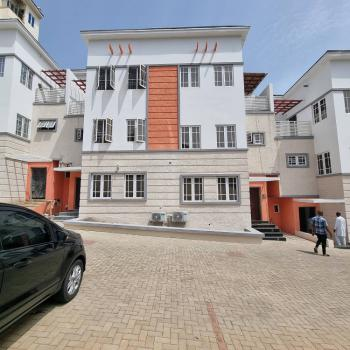 Affordable 4 Bedrooms Terraced Duplex in a Good Location, Guzape District, Abuja, Terraced Duplex for Sale