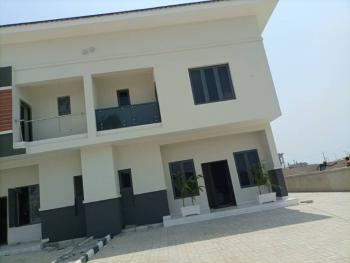 Luxury 4 Bedroom Semi Detached Duplex with Bq and Excellent Facilities, Abijo, Lekki, Lagos, House for Sale