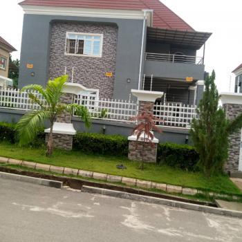 6 Bedrooms with Bq, Gwarinpa, Abuja, Detached Duplex for Rent