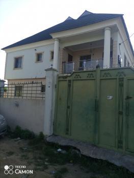 Brand New 4 Units of 2 Bedroom Flat with 4 Units of Mini Flat, Adegbose Estate, Ebute, Ikorodu, Lagos, Block of Flats for Sale
