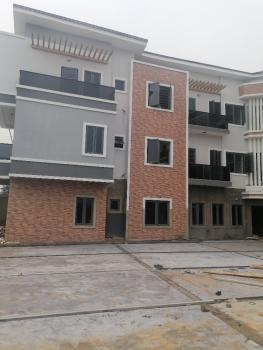 Newly Built Spacious 3 Bedrooms Flat with Bq, Idiroko Estate, Onigbongbo, Maryland, Lagos, Flat for Sale