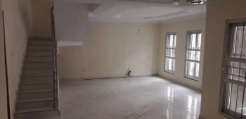 4 Bedroom Terrace Duplex with a Bq The 4th Room Is on The Pentfloor., Ikate Off Kusenla Road, Ikate, Lekki, Lagos, Terraced Duplex for Sale