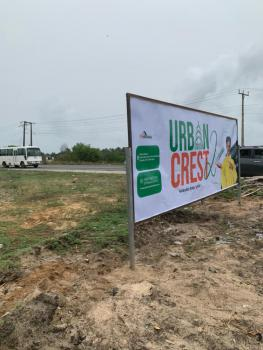 Land with a Proper Title in a Fast Growing Area, Urban Crest Estate 3 Minutes Drive to Free Trade Zone, Akodo Ise, Ibeju Lekki, Lagos, Residential Land for Sale