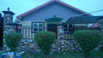 3 Bedroom Bungalow with 2 Room Bq It Comes with Ac, Crown Estate, Sangotedo, Ajah, Lagos, Detached Bungalow for Rent