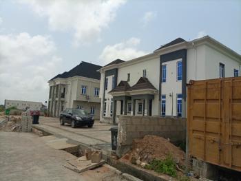a Serviced 4 Bedroom Semi-detached Duplex, Ogombo, Ajah, Lagos, Semi-detached Duplex for Rent