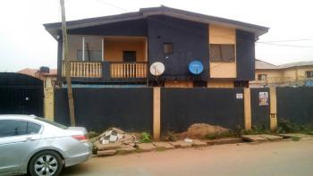 Well Maintained 4 Nos of 3 Bedroom Flat, Olaniyi, New Oko-oba, Agege, Lagos, Block of Flats for Sale
