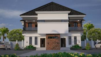 4 Bedroom with 1 Bedroom Bq  Document Is C of O, Magodo Gra Phase 2 Estate, Gra Phase 2, Magodo, Lagos, Semi-detached Duplex for Sale
