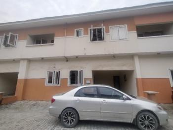 3 Bedroom with Bq, Silicon Valley Estate Off New Road, Igbo Efon, Lekki, Lagos, Terraced Duplex for Rent