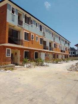 Newly Built 4 Bedroom Terrace Duplex with Bq, Osapa, Lekki, Lagos, Terraced Duplex for Sale