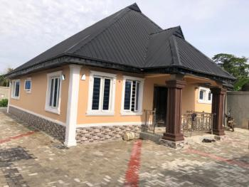 Newly Built 3 Bedrooms Bungalow, Laanisa, After Asunle Area, Off Akala Express, Challenge, Ibadan, Oyo, Detached Bungalow for Sale