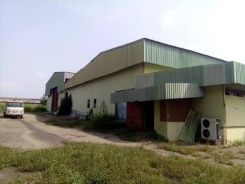 Functional Glass Factory on 24,000 Sqm, Oluyole Industrial Estate, Ring Road, Ibadan South-west, Oyo, Factory for Sale