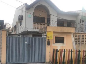 a Wing of 6 Bedroom Semi-detached Duplex and a Bq, Ifako, Gbagada, Lagos, Semi-detached Duplex for Sale