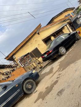 a Well Located Bungalow Demolishable, Off Bajulaiye Road, Shomolu, Lagos, Detached Bungalow for Sale