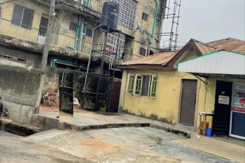 a Bungalow on Full Plot, Off Shipeolu Street, Palmgrove, Shomolu, Lagos, Detached Bungalow for Sale