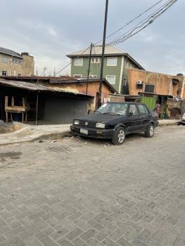 a Bungalow Building, Off Pedro Road, Shomolu, Lagos, Detached Bungalow for Sale