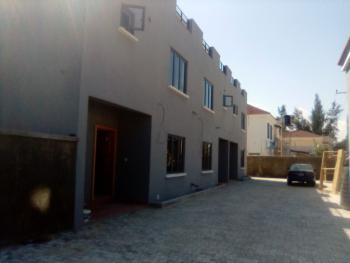 3 Bedroom Terraced House with Bq, Chevron, Lekki Phase 2, Lekki, Lagos, Terraced Duplex for Rent