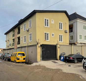 a Block of 6 Flats + Bqs with Immediate Returns on Investment, Off Bajulaiye Road, Shomolu, Lagos, Block of Flats for Sale