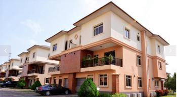 4 Bedroom Semi Detached Townhouse with 2 Room Bq in a Serene Estate., Banana Island, Ikoyi, Lagos, Semi-detached Duplex for Sale