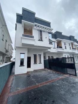 Luxury 4 Bedroom Semi Detached Duplex, Chevron Drive, Lekki Phase 2, Lekki, Lagos, Semi-detached Duplex for Sale
