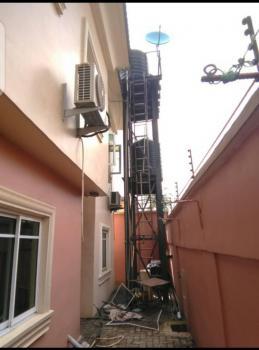 House, Santos Layout, Akowonjo, Alimosho, Lagos, Block of Flats for Sale