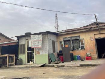 a Single Old Bungalow on Full Plot, Off Igi Olugbin, Shomolu, Lagos, Detached Bungalow for Sale