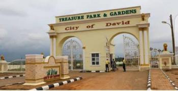 Estate Land, Treasure Park and Gardens Phase 2 ( City of David), Simawa, Ogun, Residential Land for Sale