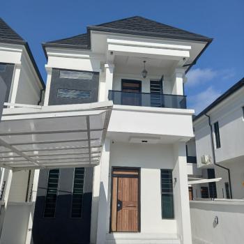 5 Bedrooms Detached Duplex with 1 Room Bq, Osapa, Lekki, Lagos, Detached Duplex for Sale