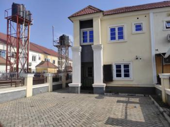 Luxury 2 Bedroom Duplex with Bq in a Compound of Its Own, Naf Valley Estate, Asokoro District, Abuja, Terraced Duplex for Rent