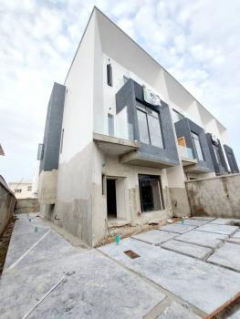 Smart and Self Serviced 4 Bedroom Terrace with 1 Room Bq., Marwa, Lekki Phase 1, Lekki, Lagos, Terraced Duplex for Sale