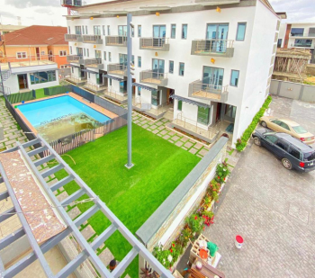 Newly Built 4 Bedroom Terrace House with Bq, Lekki Right, Oniru, Victoria Island (vi), Lagos, Terraced Duplex for Sale