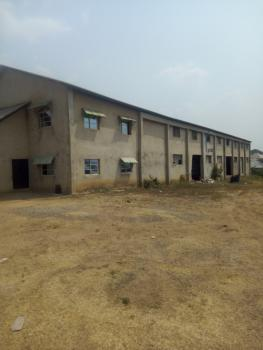 Functional Factory Producing Crates of Egg on 4 Acres of Land., Iwo Road, Ibadan, Oyo, Factory for Sale