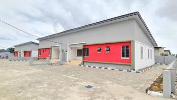 Affordable 2 Bedroom Bungalow in  a Secured Estate, Behind Mayfair Gardens, Awoyaya, Ibeju Lekki, Lagos, Semi-detached Bungalow for Sale