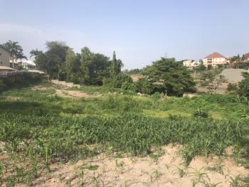 Developers & Architects Choice: Fenced & Residential Plot with Approved Ext, Off Yakubu Gowon Way, Asokoro District, Abuja, Residential Land for Sale