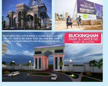 Estate Land, Ponpola, Ede North, Osun, Residential Land for Sale