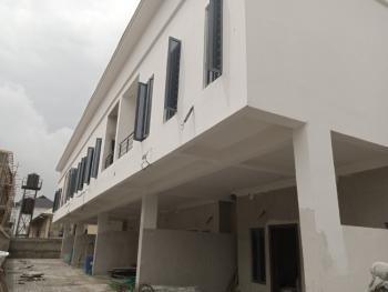 Spacious 4 Units 3 Bedrooms Terraced Duplex, Tittle: Governor Consent, Ologolo Road, Lekki, Lagos, Terraced Duplex for Sale