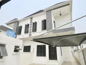 Spacious 4 Bedroom with Bq. Fully Fitted Kitchen. All Rooms En-suite, Chevy View Estate, Off Chevron Drive, Lekki, Lagos, Semi-detached Duplex for Rent