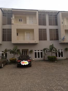 New 4 Bedroom Terrace Duplex, Guzape District, Abuja, Terraced Duplex for Sale