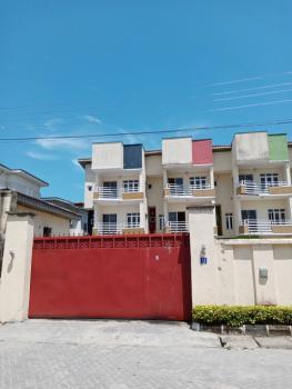 Newly Built 4 Bedroom Duplex with a Bq, Osapa, Lekki, Lagos, Terraced Duplex for Sale