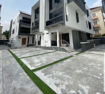 Affordable 4 Bedroom Semi Detached Apartment, Estate, Ikoyi, Lagos, Block of Flats for Sale
