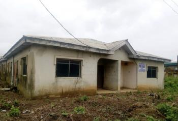 Four Units of Two Bedroom Flats, Tipper B/stop, Unity Estate, Agura Gberigbe,, Ikorodu, Lagos, Detached Bungalow for Sale