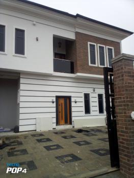 Newly Built 4 Bedroom Semi Detached Duplex with Bq, Addo Road, Badore, Ajah, Lagos, Detached Duplex for Sale