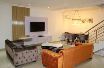 4 Bedroom Apartment - 24/7 Power and Wifi, Chevron Alternative Road, Lekki, Lagos, Terraced Duplex Short Let