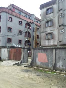 2 Units of 8 Flats with C of O Each, 3 Bedroom Left, 2 Bedroom Right, Behind Ion Petrol Station, Before Under Bridge, Trade Fair, Ojo, Lagos, House for Sale
