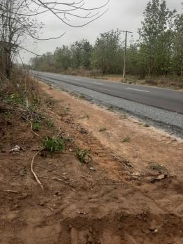 5 Acre Land on The Road, Moniya- Iseyin Road, Moniya, Akinyele, Oyo, Mixed-use Land for Sale