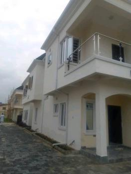 Newly Built 4 Bedrooms Fully Detached Duplex with 3 Living Rooms., Ogudu, Lagos, Detached Duplex for Rent