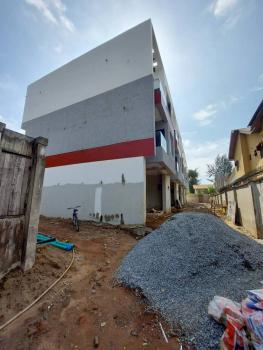 Newly Built Tastefully Finishing 4 Bedroom Terrace Duplex with Bq, Adeniyi Jones, Ikeja, Lagos, Terraced Duplex for Sale