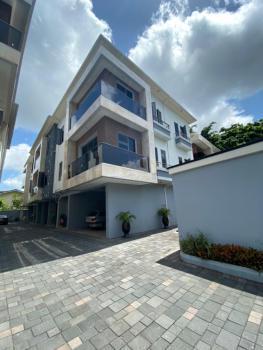 Luxury 4 Bed Terrace Duplex, Off Boudillon Road, Ikoyi, Lagos, Terraced Duplex for Sale