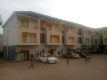 4 Bedrooms Terrace with 1 Room Bq, Nnpc Filling Station Area, Guzape District, Abuja, Terraced Duplex for Sale