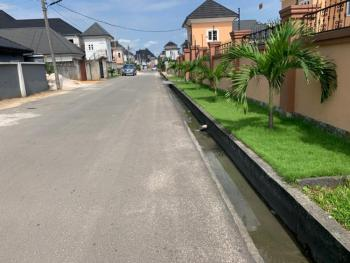 a Fenced Parcel of Land (1plot), Off Eneka - Eliozu Link Road By Shell Cooperative Estate, Port Harcourt, Rivers, Residential Land for Sale